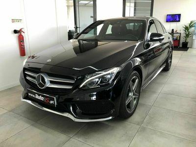 usado Mercedes C220 d Amg Auto