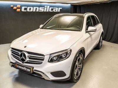 usado Mercedes GLC250 250D 4MATIC AMG FULL NAVIGATOR