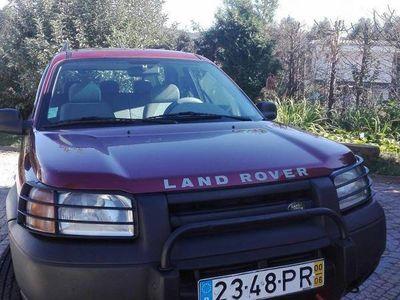 usado Land Rover Freelander Cabrio diesel