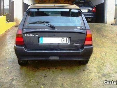 usado Citroën AX image 1.5d motor saxo