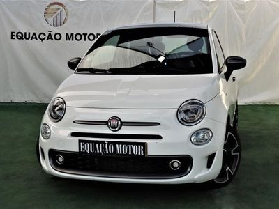 usado Fiat 500S Dualogic