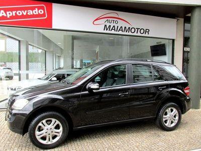 usado Mercedes ML320 CDI 4MATIC