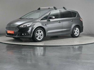 usado Ford S-MAX 2.0 TDCi Titanium 180cv