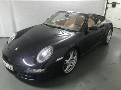 usado Porsche 911 Carrera 4 Cabriolet 997