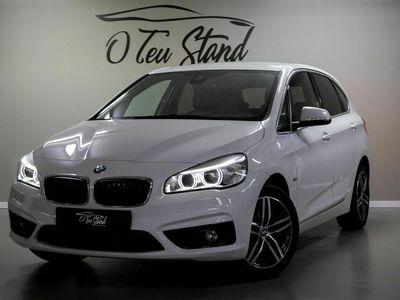 usado BMW 216 Active Tourer d Line Sport Auto
