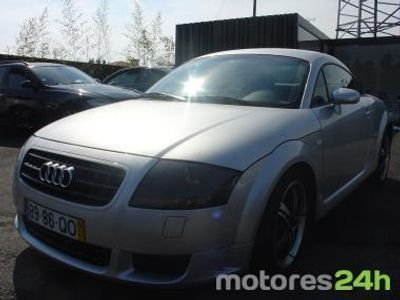 usado Audi TT 1.8 TURBO (NACIONAL)