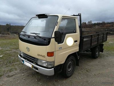 usado Toyota Dyna 150 - Rodado Simples