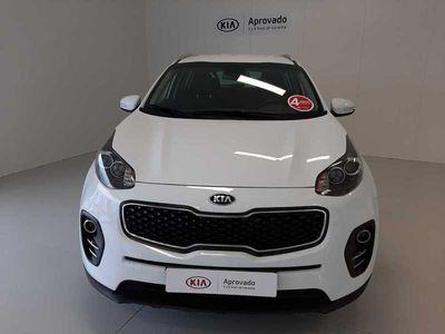 usado Kia Sportage 17D 2WD 6M Branco