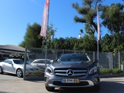 usado Mercedes GLA180 Classecdi