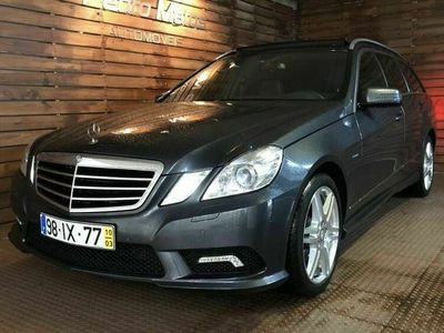 usado Mercedes E350 E350 CDI AMG