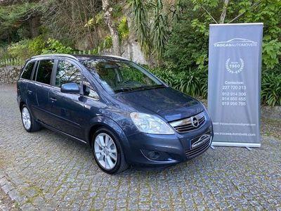 usado Opel Zafira 1.7 CDTI COSMO