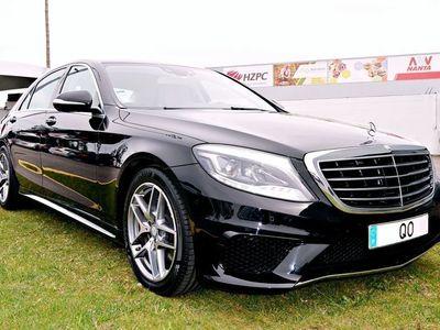 usado Mercedes S350 d Bluetec AMG