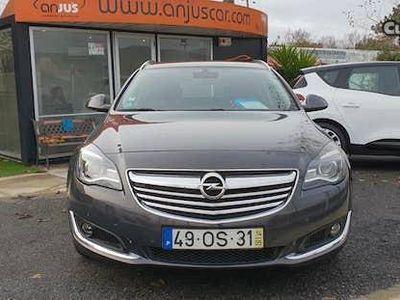 brugt Opel Insignia ST 2.0 CDTI Execut