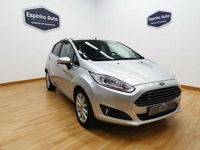usado Ford Fiesta 1.0 Ecoobost Titanium 100cv
