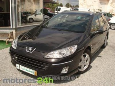 usado Peugeot 407 SW 1.6 HDI GRIFFE