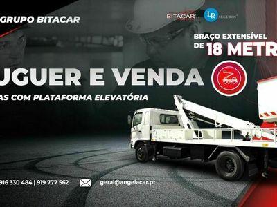 usado Nissan Cabstar 2.5 GRUA 18MT ELEVAÇÃO