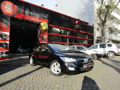 usado Honda Civic Hybrid 1.3 IMA Executive Automático