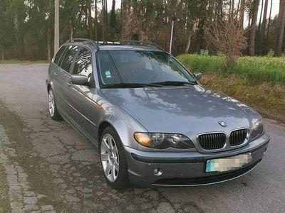 używany BMW 330 330 d