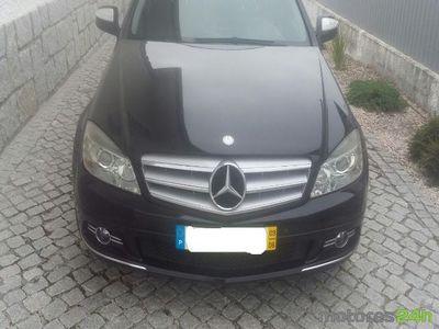 usado Mercedes 220 Classe C StationCDi Avantgarde Aut.