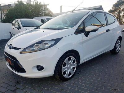 used Ford Fiesta 1.4 tdci van