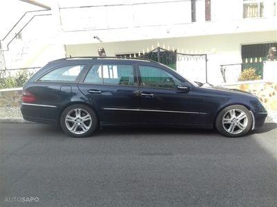 usado Mercedes E320 ClasseCDi Avantgarde (224cv) (5p)