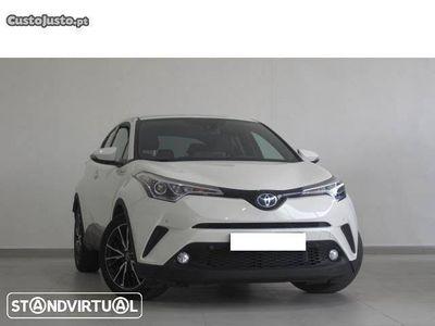 usado Toyota C-HR