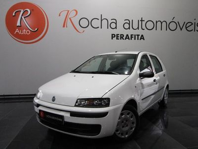 usado Fiat Punto 1.2i 16V 80cv