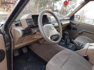 gebraucht Land Rover Discovery 200tdi