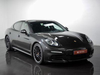 usado Porsche Panamera 3.0 V6 Diesel