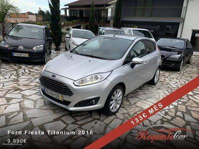 usado Ford Fiesta Titanium 1.0