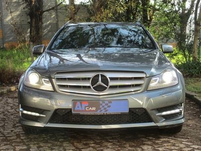usado Mercedes C220 Classe CCDI BE AMG