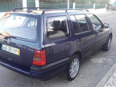 usado VW Golf Variant 1.9TD.DA.VE -