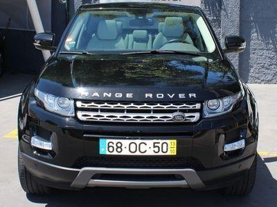 usado Land Rover Range Rover evoque 2.2 ED4 DINAMIC