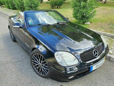 usado Mercedes SLK200 Kompressor SPECIAL EDITION
