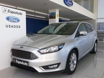 usado Ford Focus 1.5 Tdci sw