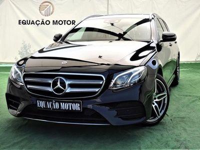 usado Mercedes E350 Station AMG (7L)