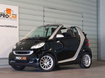usado Smart ForTwo Cabrio 1.0 MHD Passion