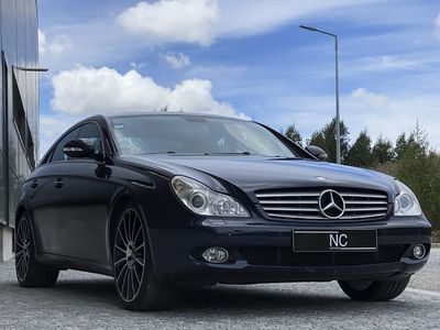 usado Mercedes CLS320 NACIONAL