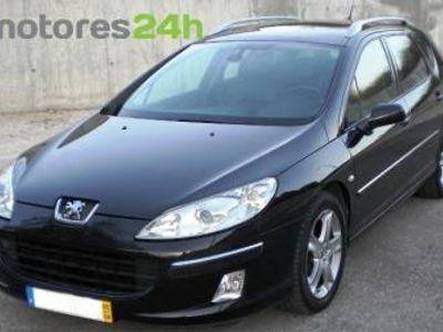 usado Peugeot 407 SW 2.0 HDI EXECUTIVE 136cv
