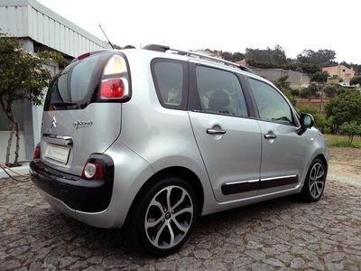 usado Citroën C3 Picasso Picasso 1.6 HDi Exclusive Airdream (90cv) (5p)