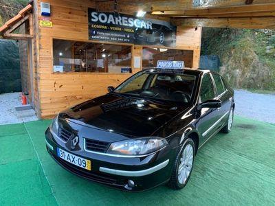 usado Renault Laguna 1.9 DCI 120cv Nacional 43€ Selo 184mil km