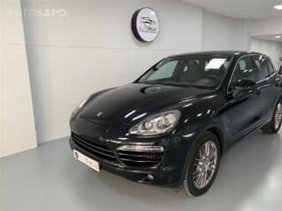 usado Porsche Cayenne CayenneII (245cv) (5p)