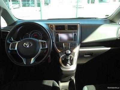 usado Toyota Verso-S 1.4d4d -
