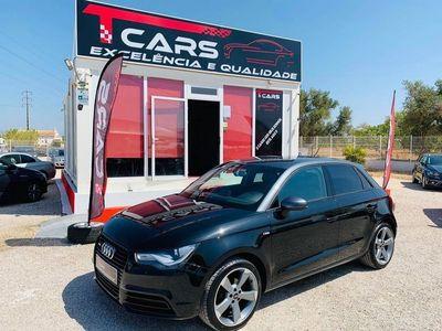 second-hand Audi A1 Sportback S-LINE EXTERIOR