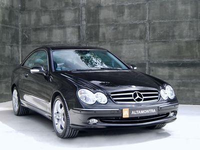 usado Mercedes CLK270 CDi Avantgarde Automático