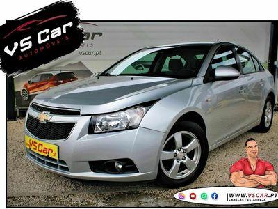 usado Chevrolet Cruze LS 1.6 113 cv