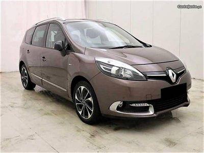 usado Renault Grand Scénic 1.5 DCI 110 CV 7 lug