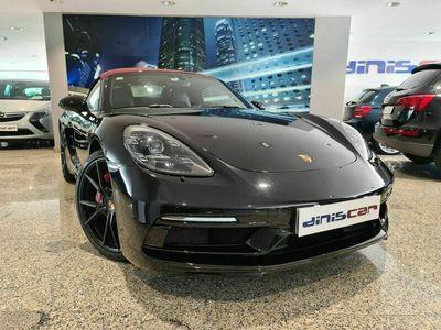 usado Porsche Boxster 2.5 GTS PDK
