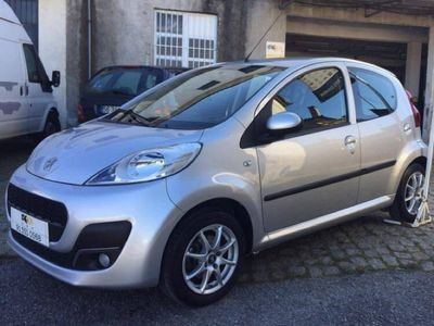 usado Peugeot 107 5P 32500km 2012 -