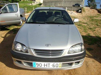 used Toyota Avensis 2.0 D. 4D